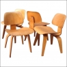 DCW - Madeira Lacca - Charles Eames